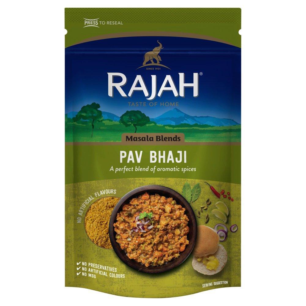 Rajah Masala Blends Pav Bhaji 80g