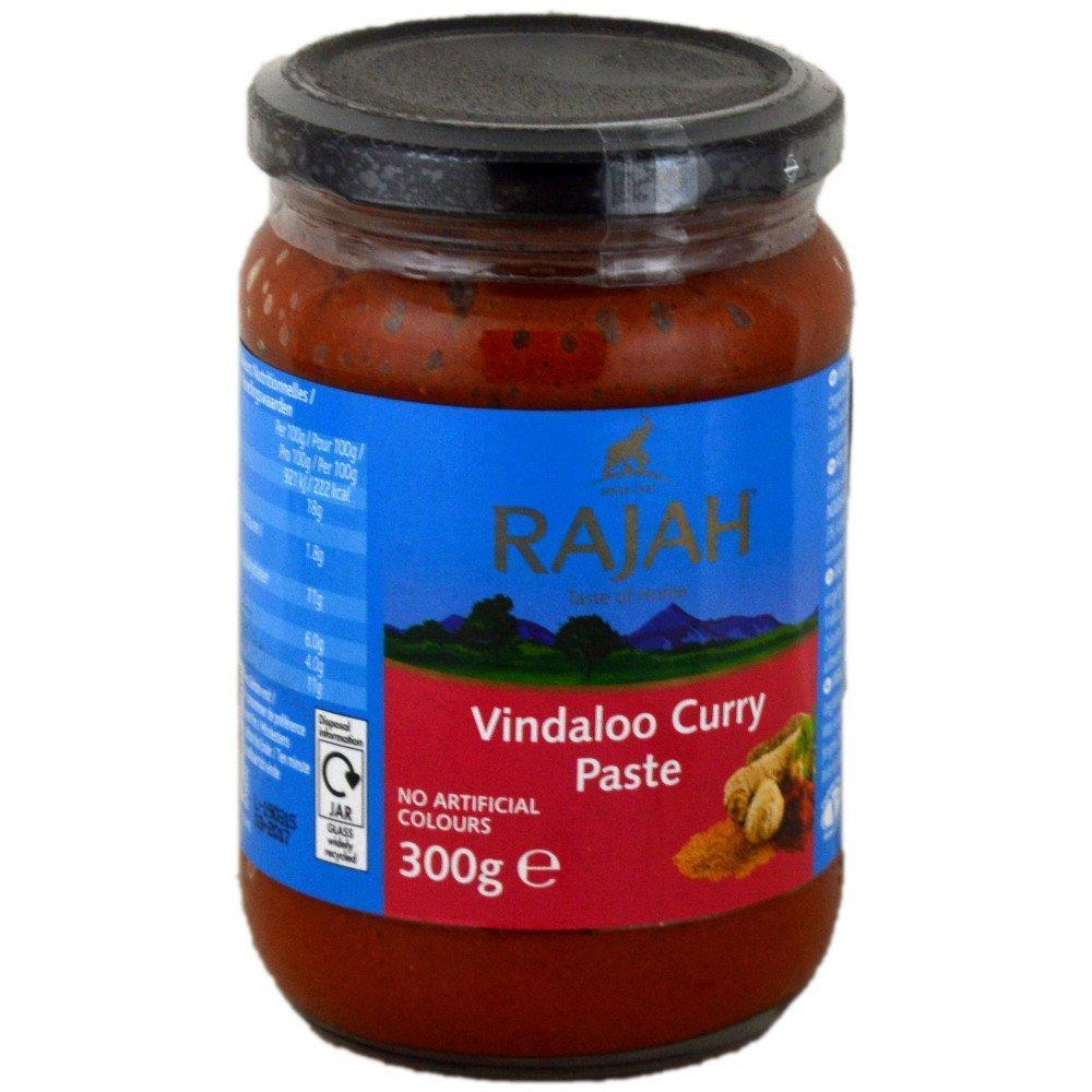 Rajah Vindaloo Curry Paste 300g