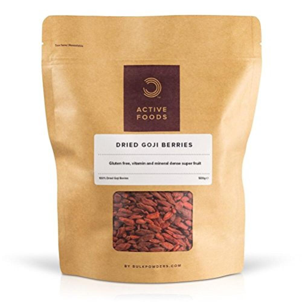 Active foods Raw and Natural Goji Berries 500g