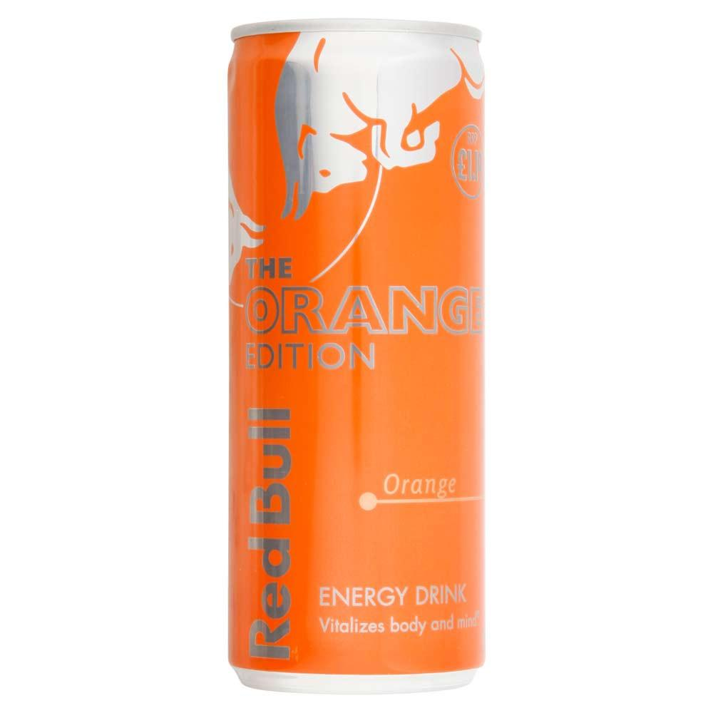Red Bull Energy Drink Orange 250ml