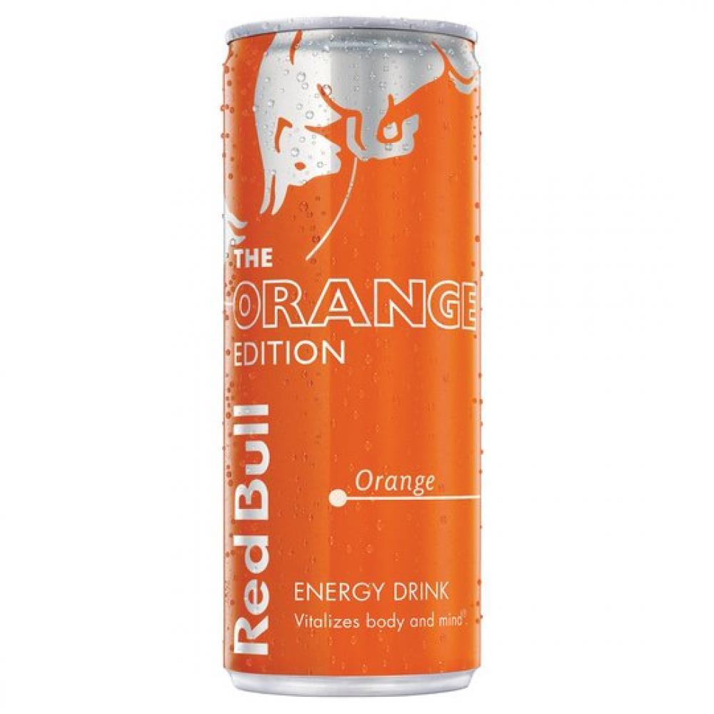 Red Bull Orange Edition 250ml