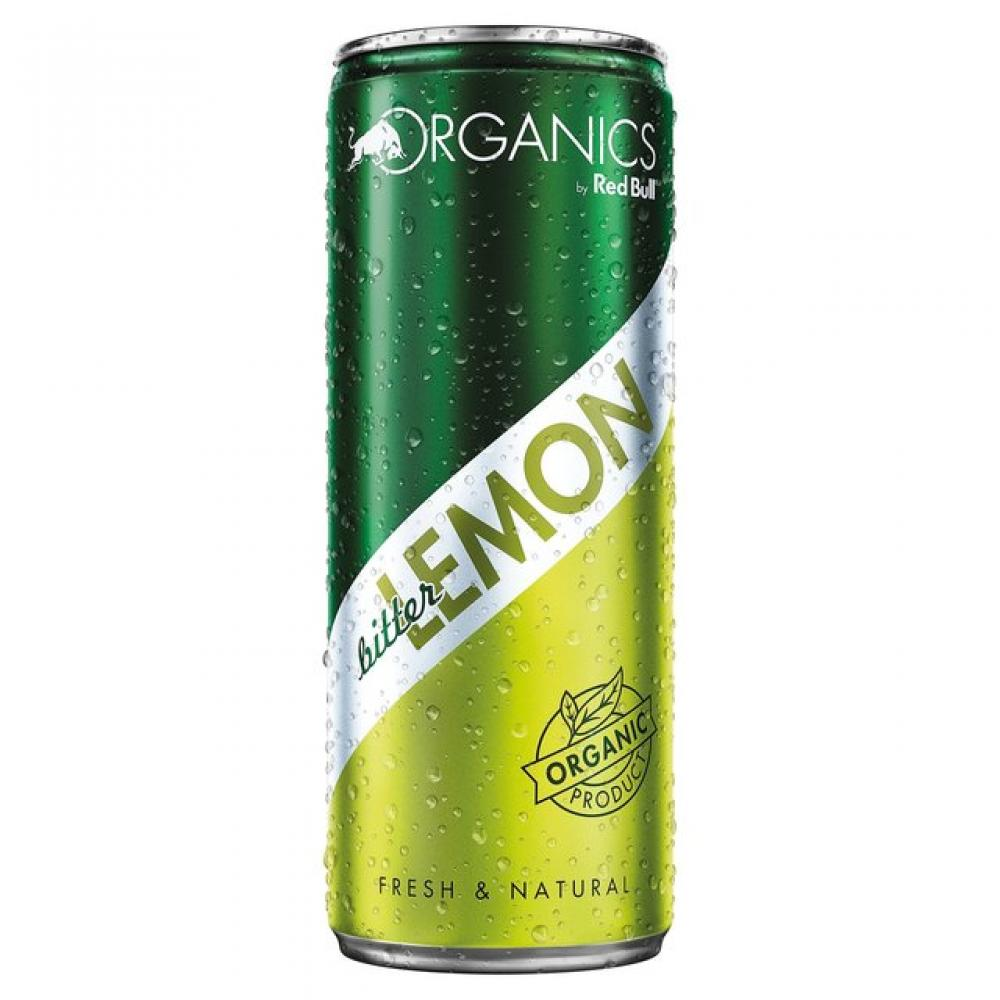 Red Bull Organics Bitter Lemon 250ml
