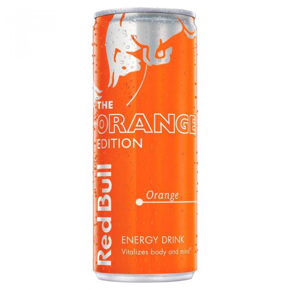 Red Bull The Orange Edition 250ml