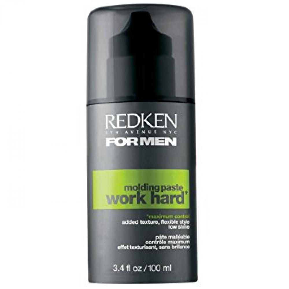 SALE  Redken Work Hard Molding Paste 100 ml