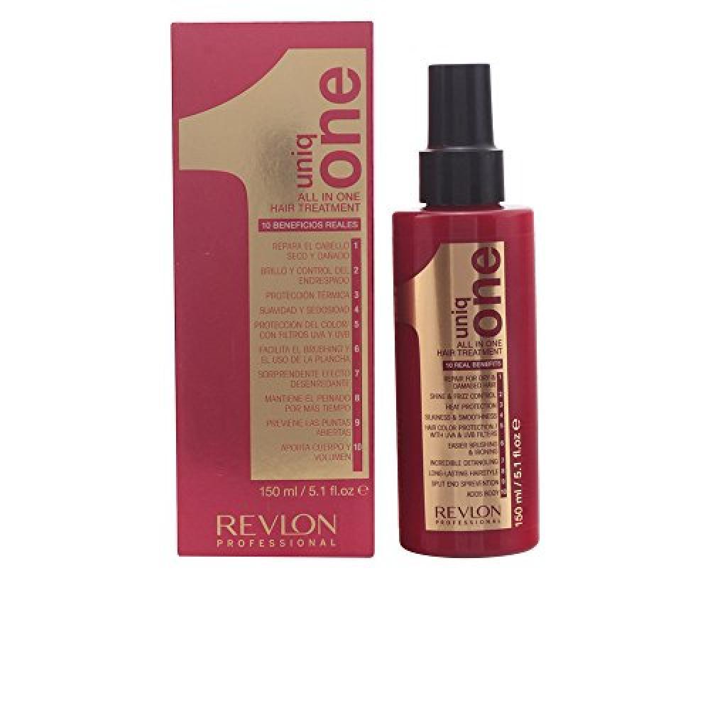 Revlon Uniq One All In One Hair Treatment 150ml Damaged Box