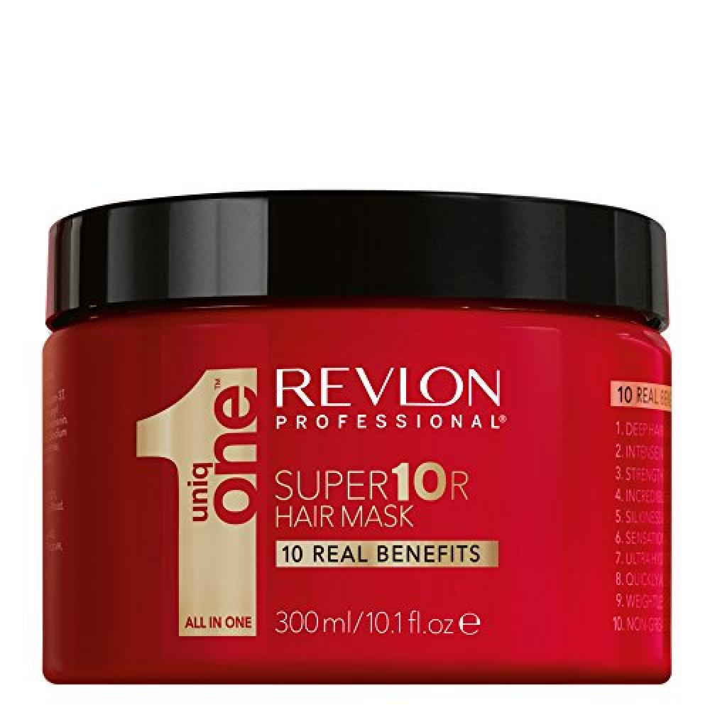 Revlon UNIQ ONE super10r mask 300ml Damaged Box