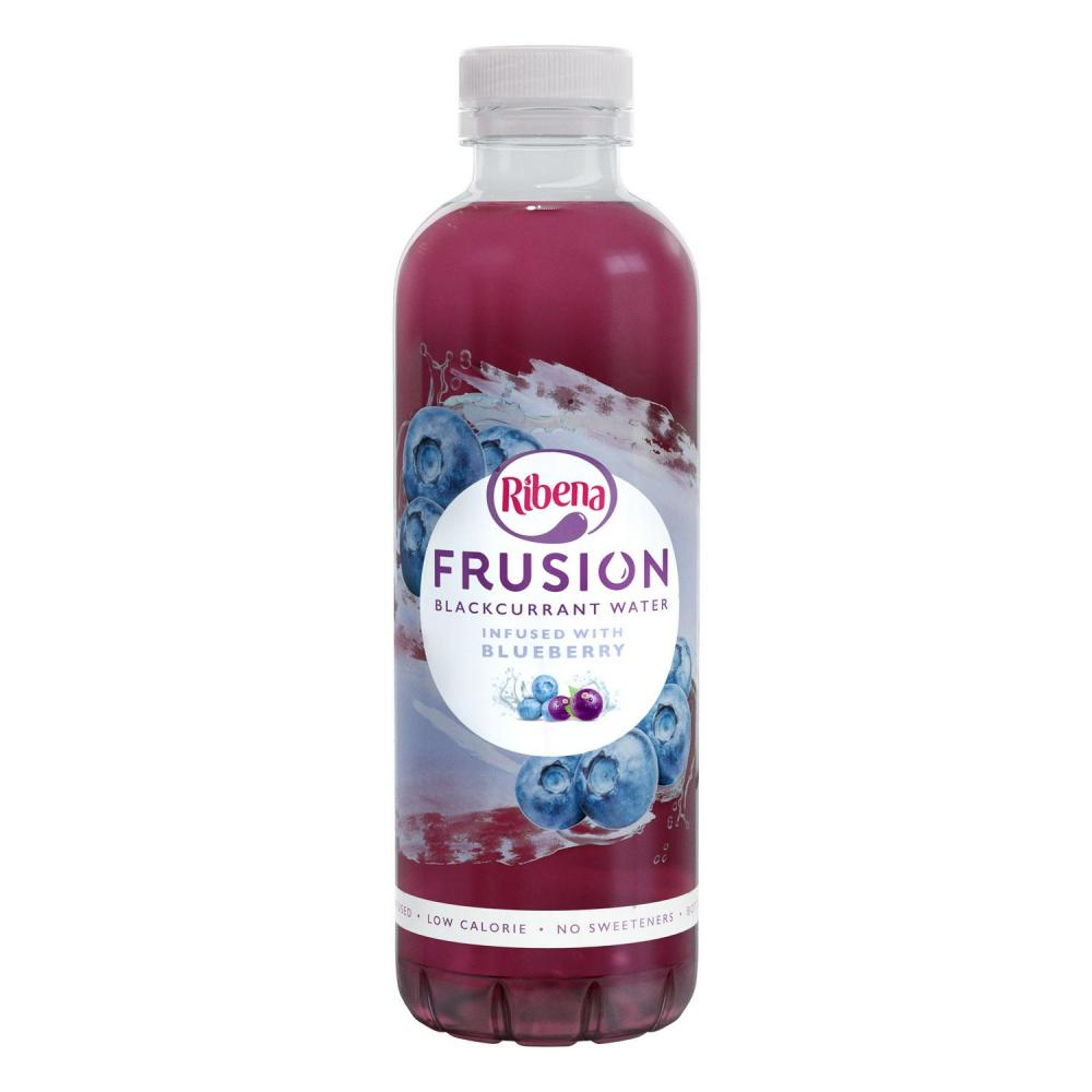Ribena Frusion Blueberry Infused Blackcurrant Water 420ml