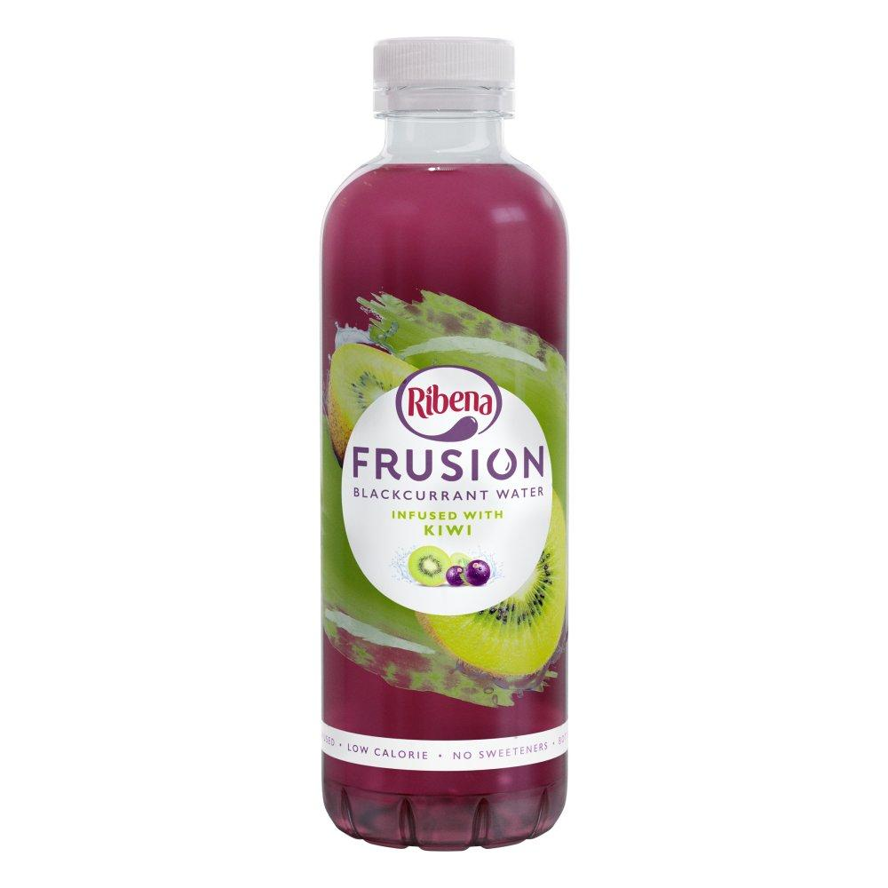 Ribena Frusion Kiwi Infused Blackcurrant Water 420ml