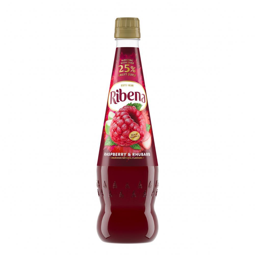 Ribena Raspberry and Rhubarb 600ml