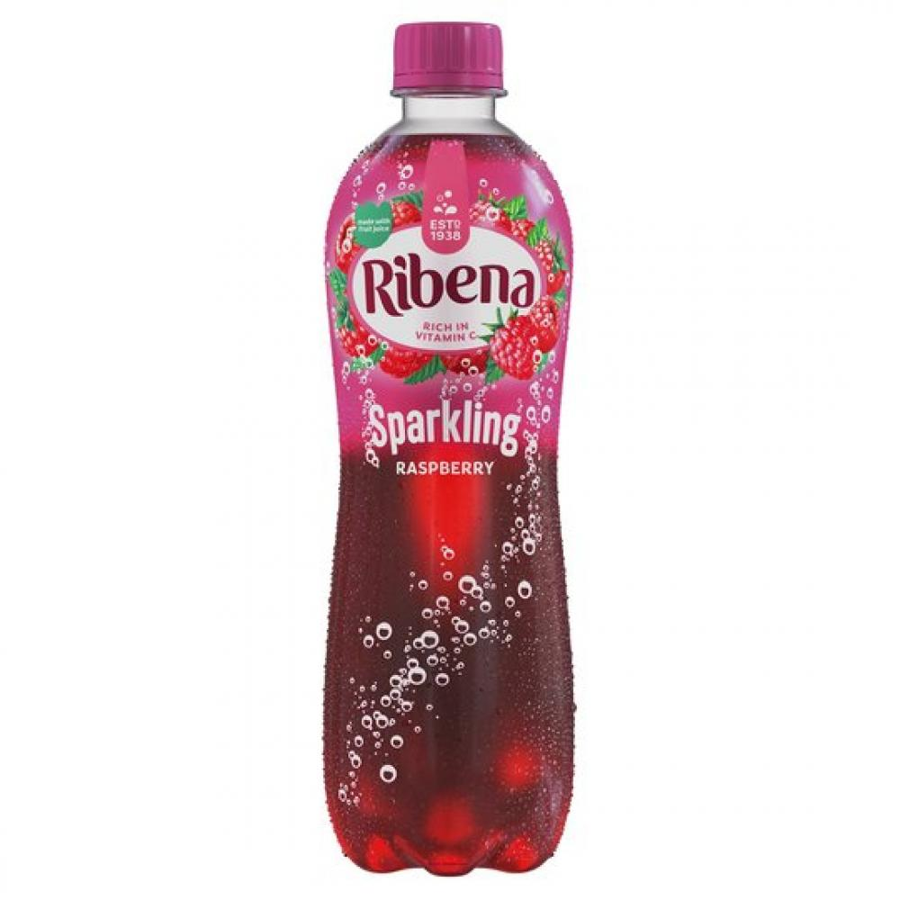 Ribena Sparkling Raspberry 500ml