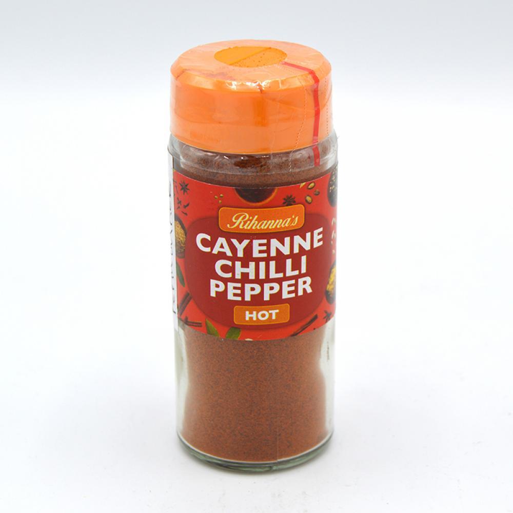 Rihannas Cayenne Chilli Pepper Hot 40g
