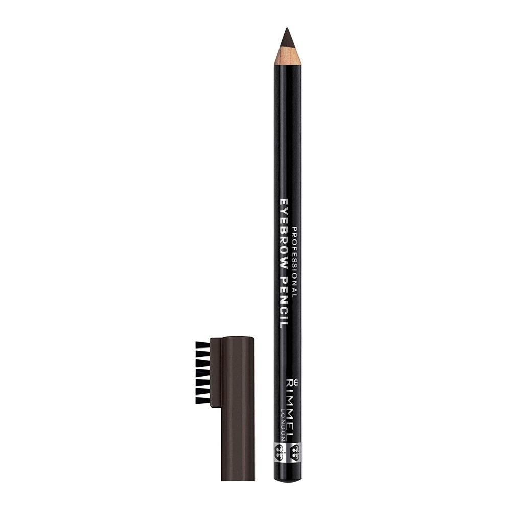 Rimmel Eyebrow Pencil BlackBrown 1.4g