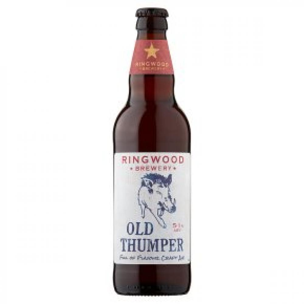 Ringwood Old Thumper Craft Ale 500ml