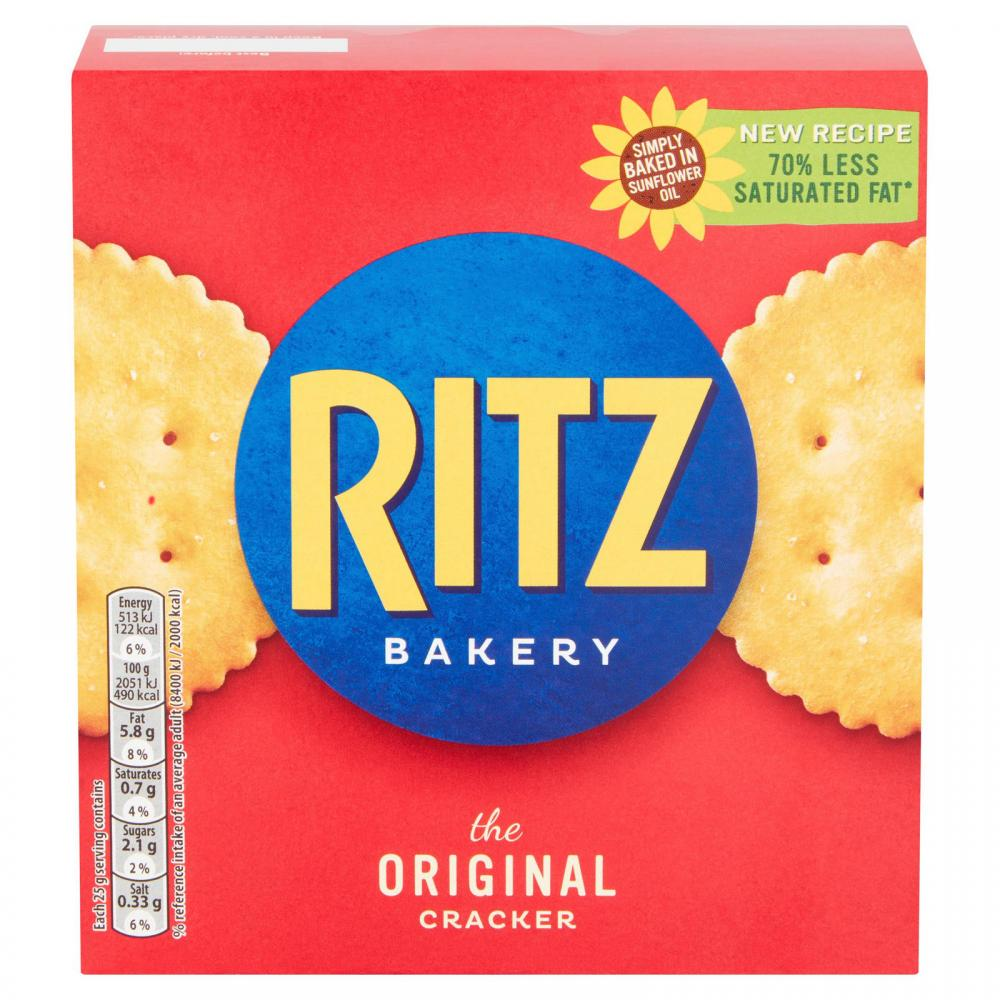 Ritz Original Crackers 165g