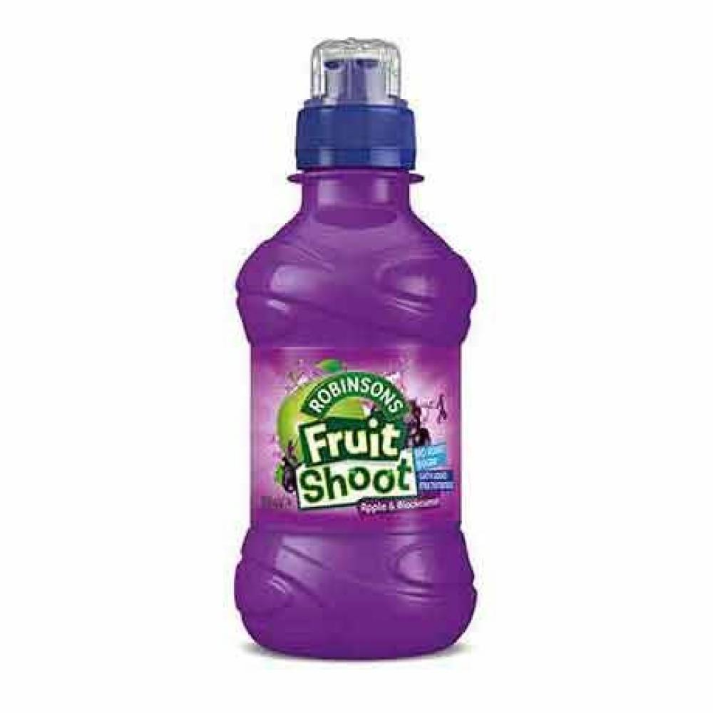 Robinsons Fruit Shoot Apple And Blackcurrant 200ml