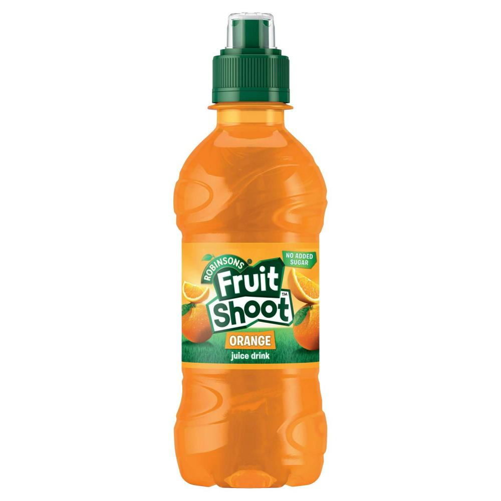 CLEARANCE  Robinsons Fruit Shoot Orange 275ml