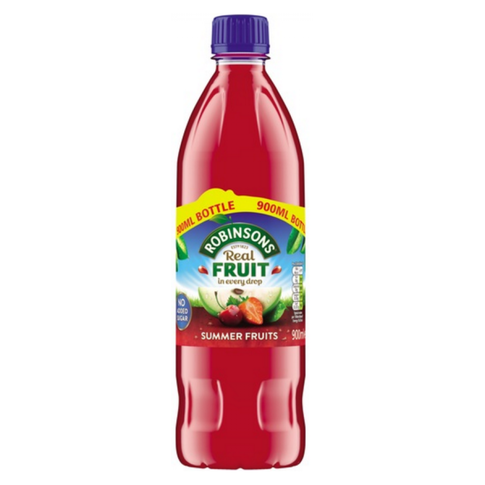Robinsons Real Fruit Summer Fruits 900ml