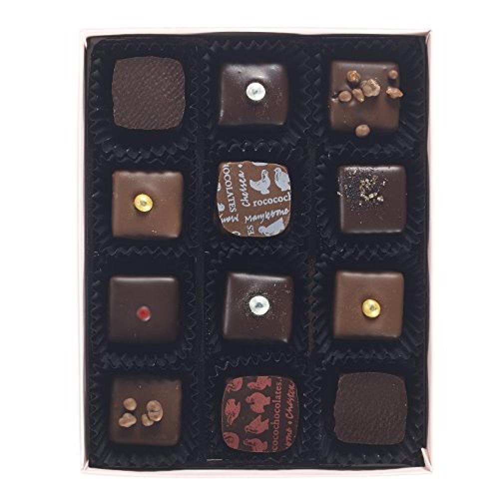 Rococo Chocolates Cat That Got The Cream Selection Box 110g