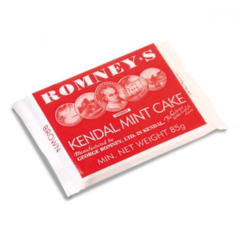 Romney Brown Kendal Mint Cake 85g