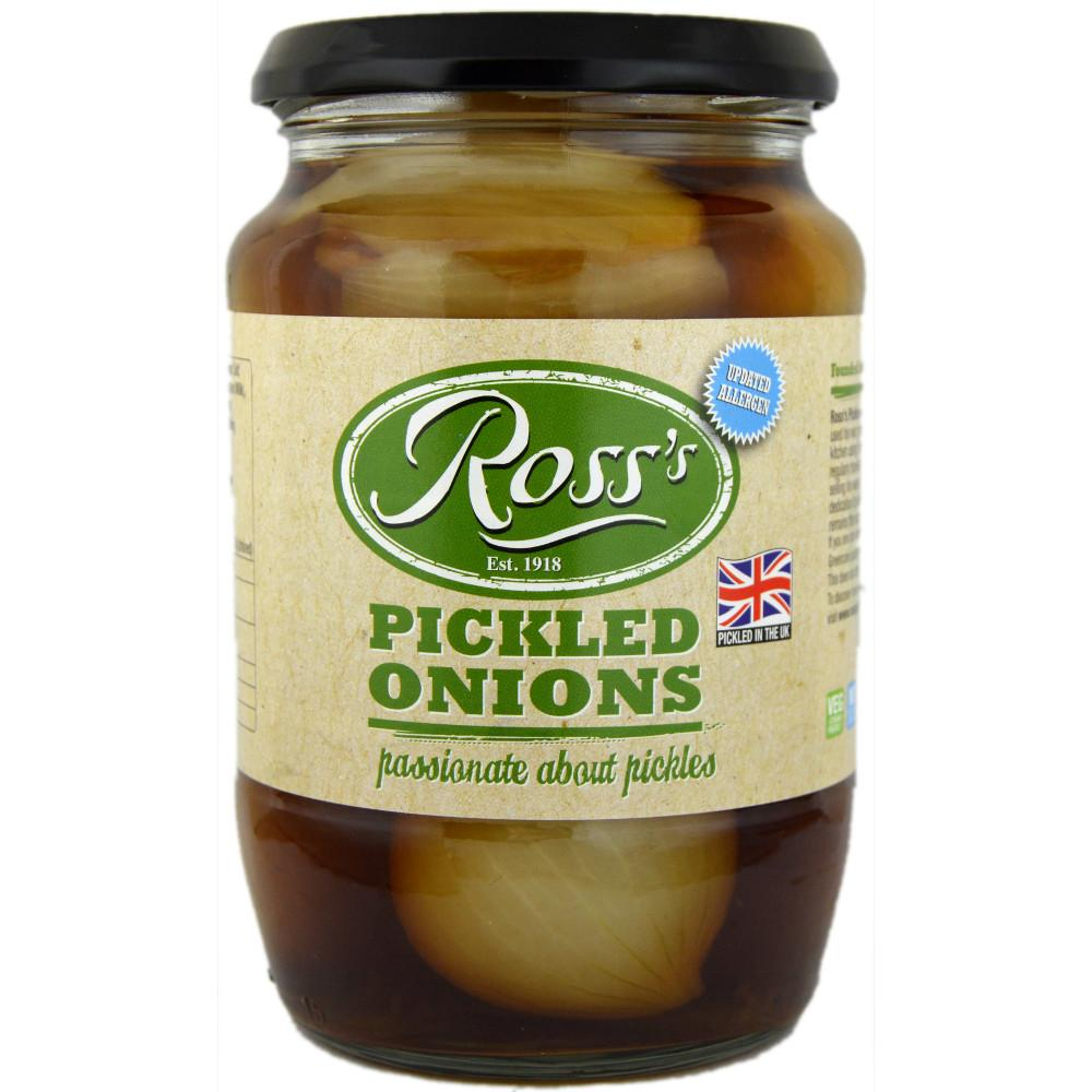 Ross Pickled Onions 690g