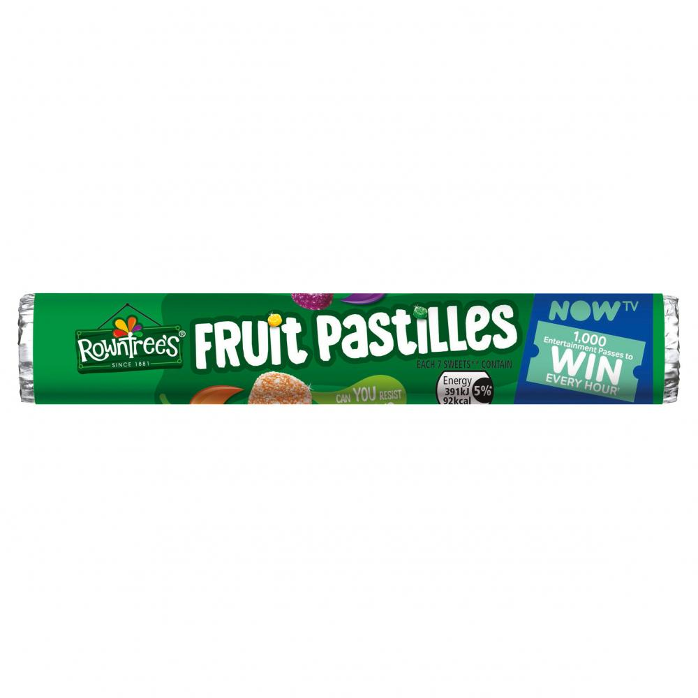 Rowntrees Fruit Pastilles 50g
