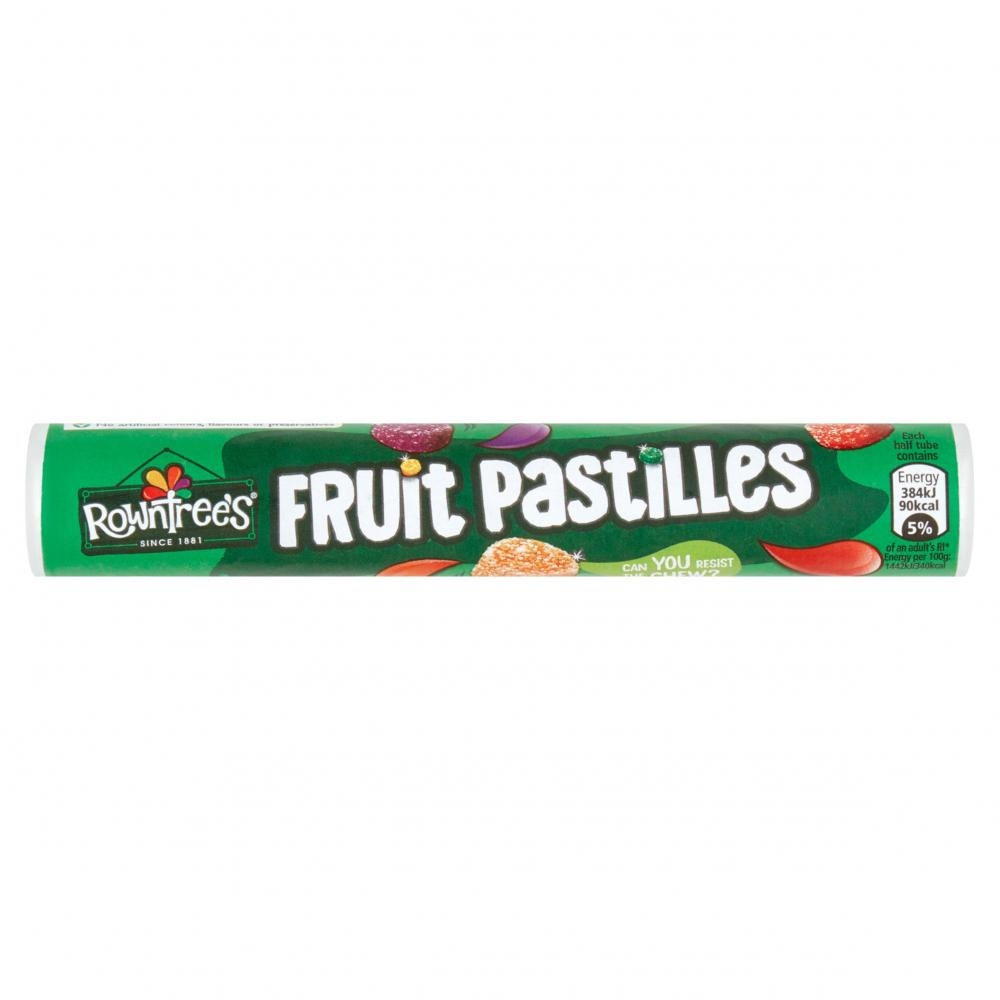 Rowntrees Fruit Pastilles 52.5g