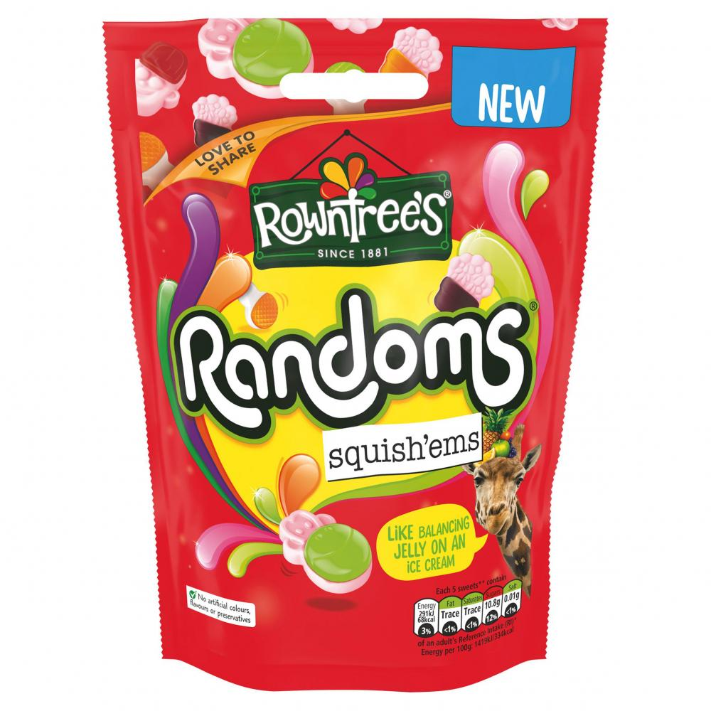 Rowntrees Squishems 140g