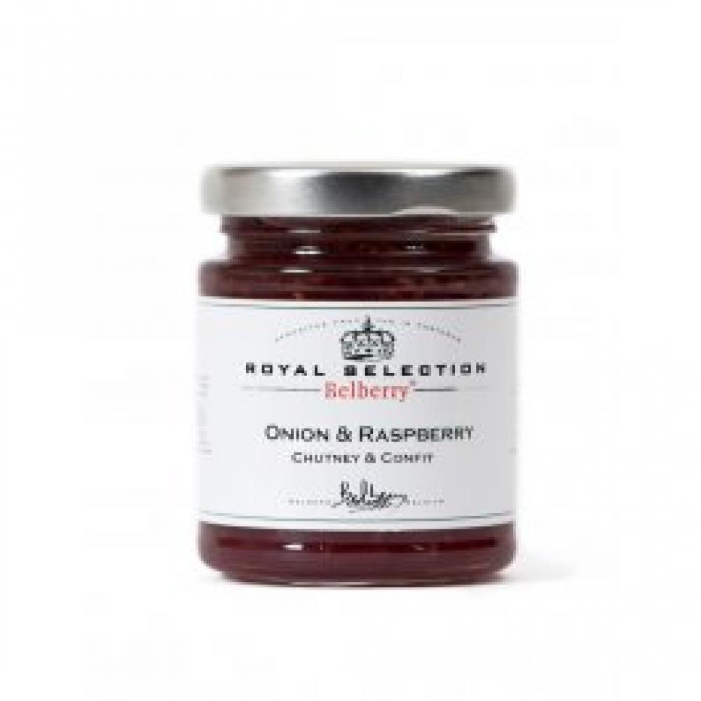 Royal Selection Onion and Raspberry Chutney 180g