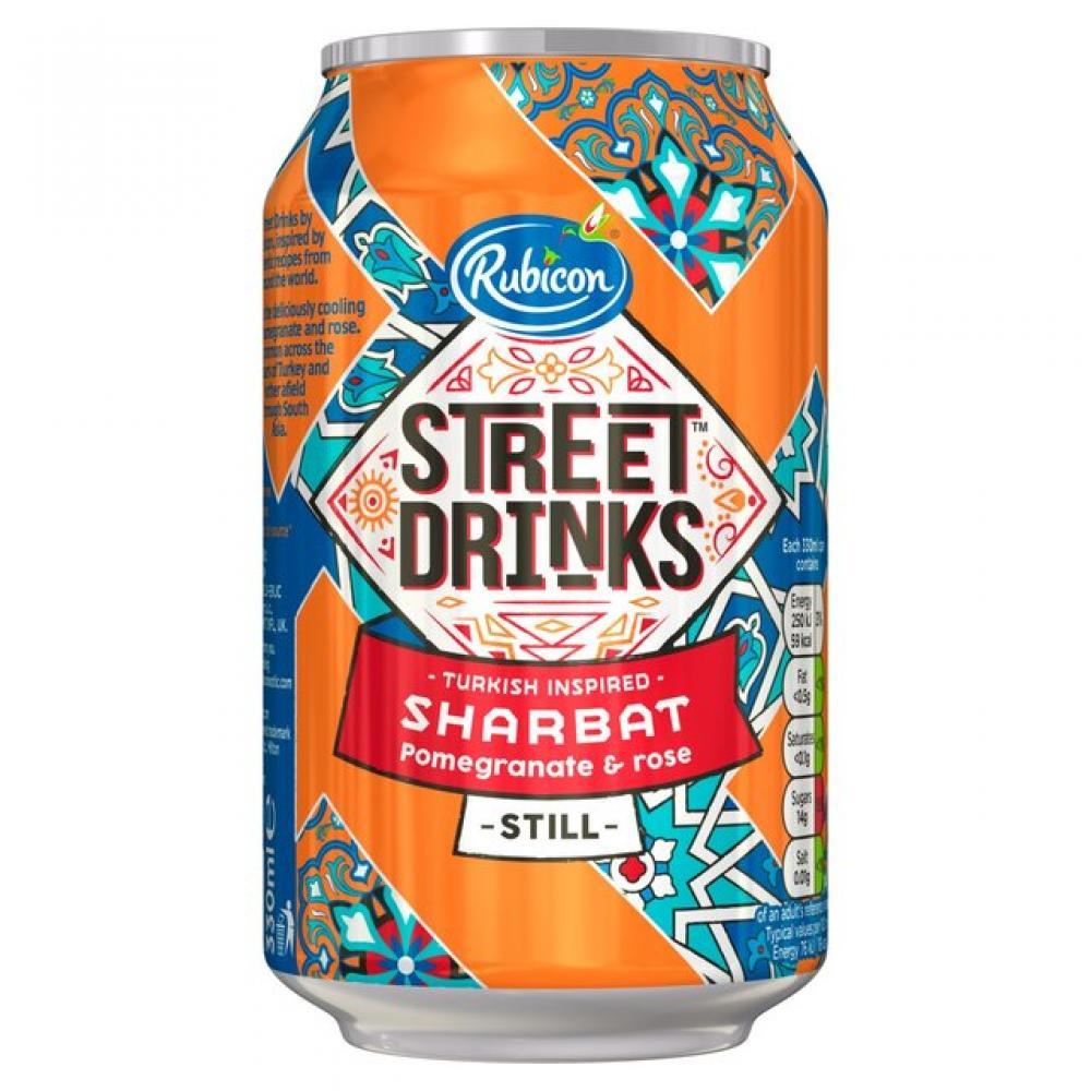 Rubicon Street Drinks Sharbat Still Juice 330ml