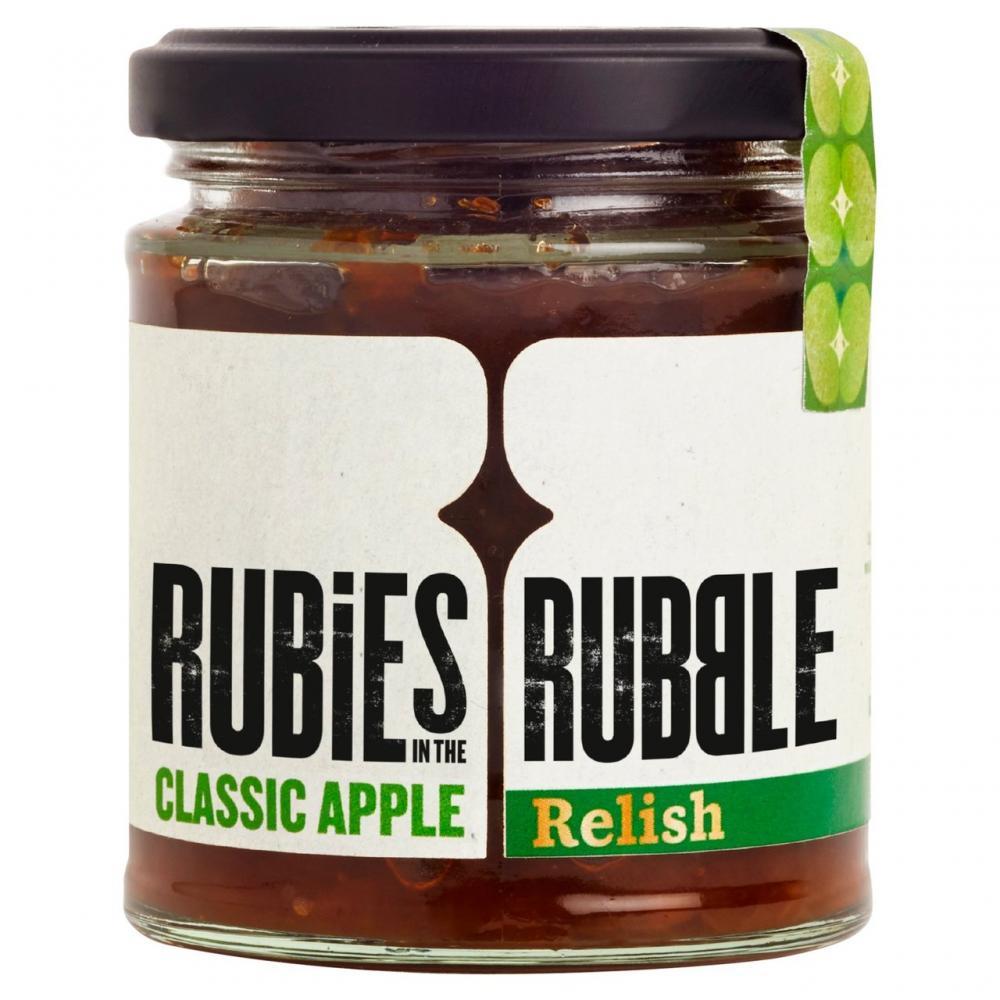 Rubies Apple Chutney 210g