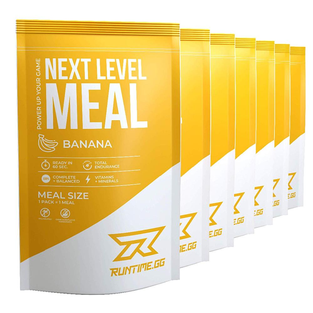 Runtime Next Level Banana Meal Replacement 150g