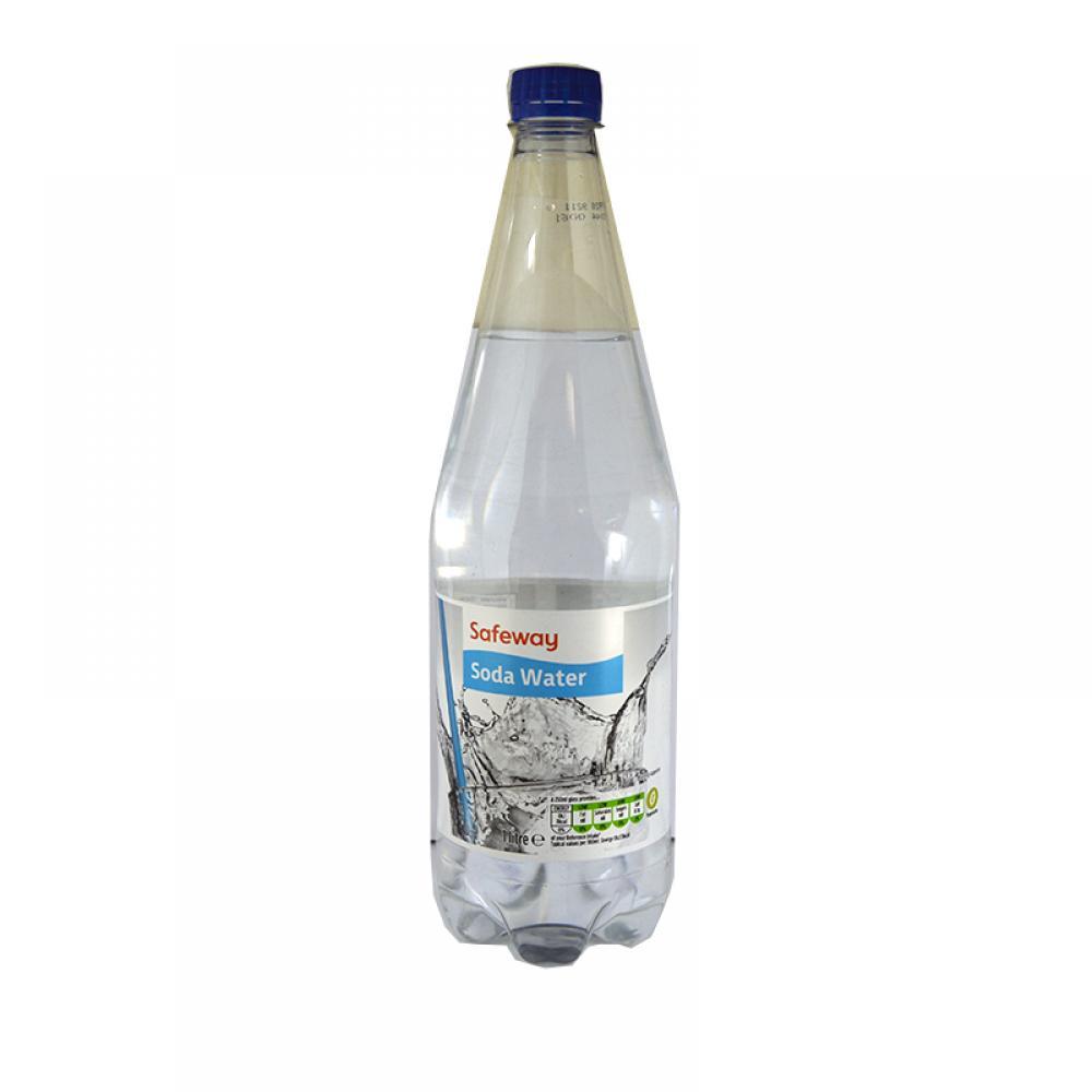 Safeway Soda Water 1 Litre
