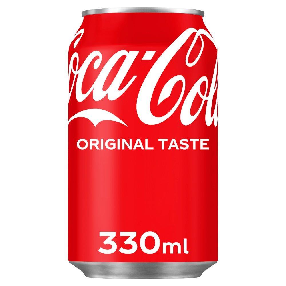 SALE  Coca Cola 330ml
