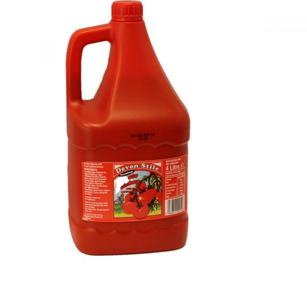 SALE  Devon Stile Tomato Ketchup 4 Litre