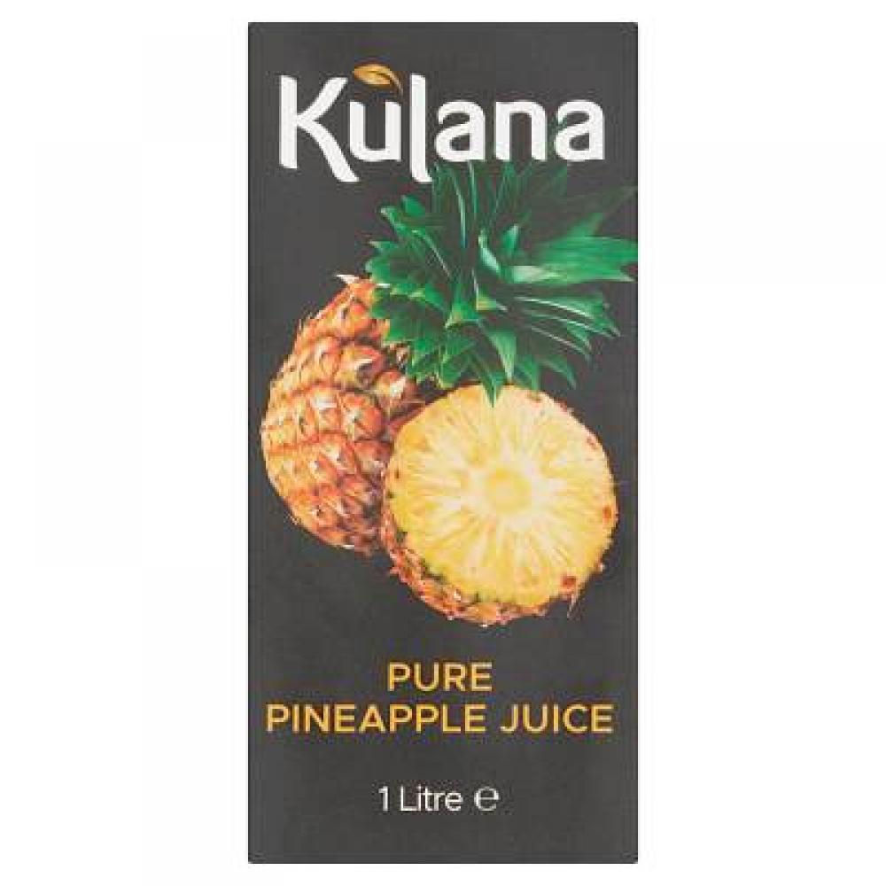 SALE  Kulana Pure Pineapple Juice 1 Litre