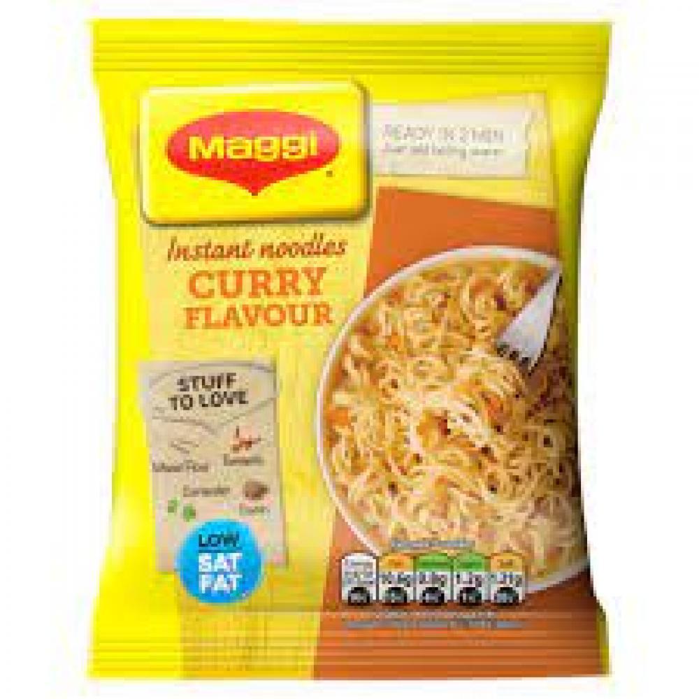 SALE  Maggi Instant Noodles Curry Flavour 59g