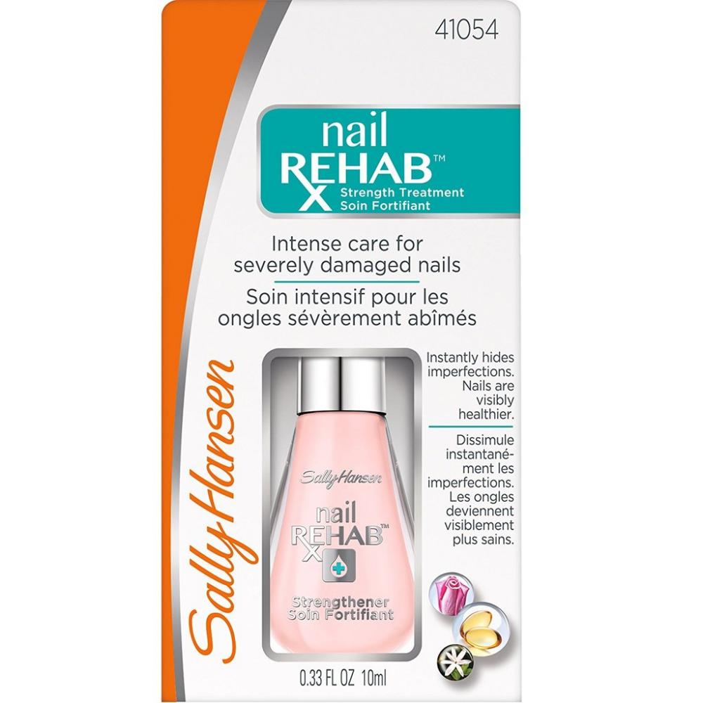 Sally Hansen Rehab Strengthener Nail Care Treatment 10 ml