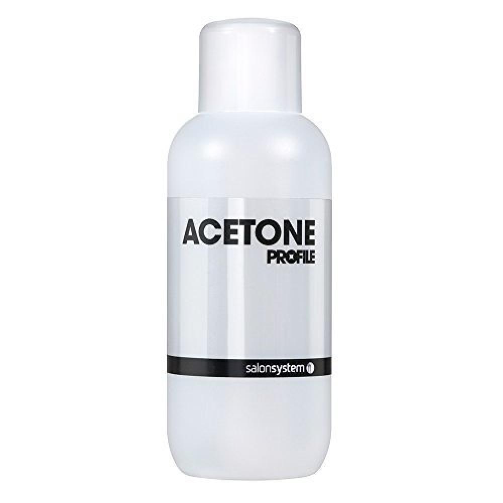 Salon System Profile Acetone Nail Polish Remover 500 ml