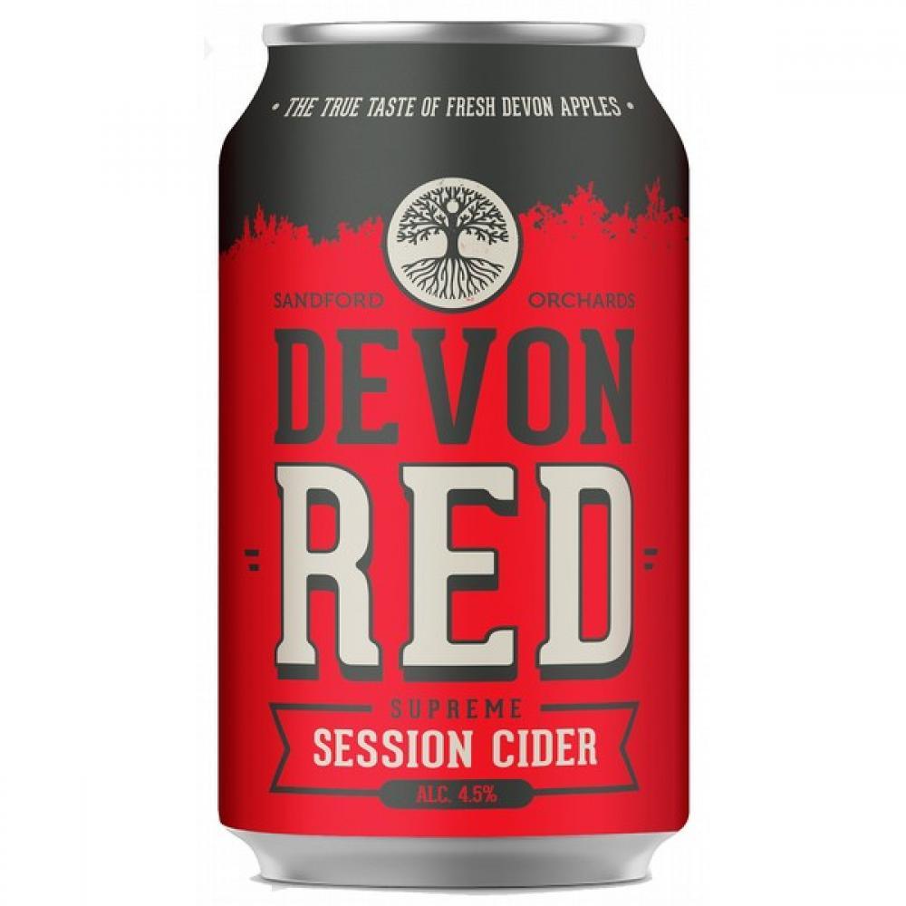 Sanford Orchards Devon Red Session Cider 330ml
