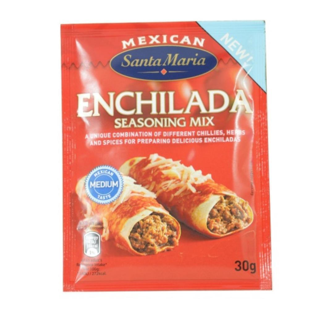 Santa Maria Enchilada Seasoning Mix 30g