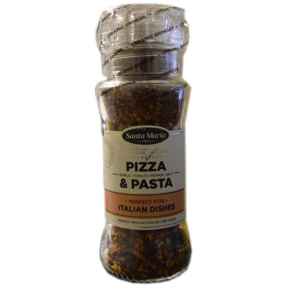 SUMMER SALE  Santa Maria Pizza and Pasta Grinder 80g