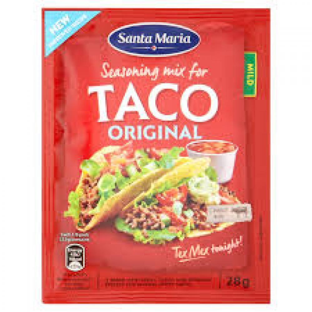 Santa Maria Taco Seasoning Mix 28g