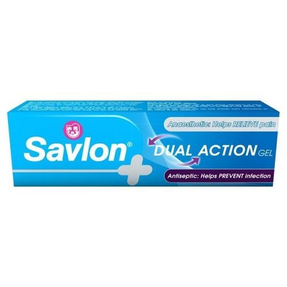 Savlon Dual Action Gel 20 g
