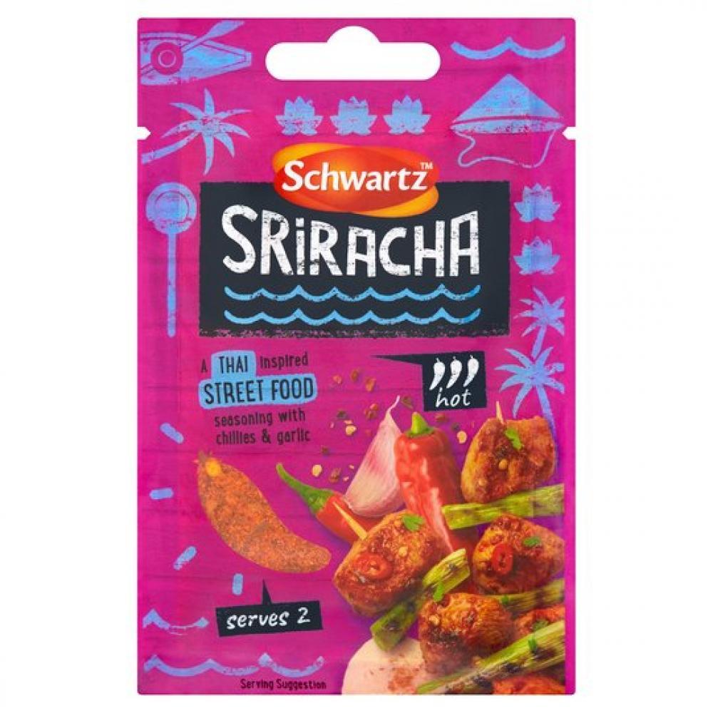 SALE  Schwartz Sriracha Seasoning 14g