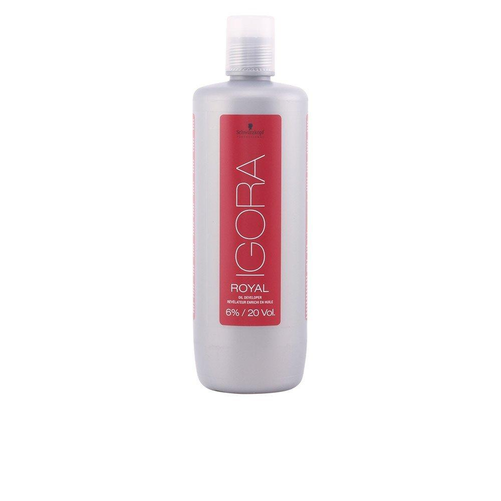 Schwarzkopf Igora Royal Oil Developer 6 Percent 20 Vol Lotion 1 L