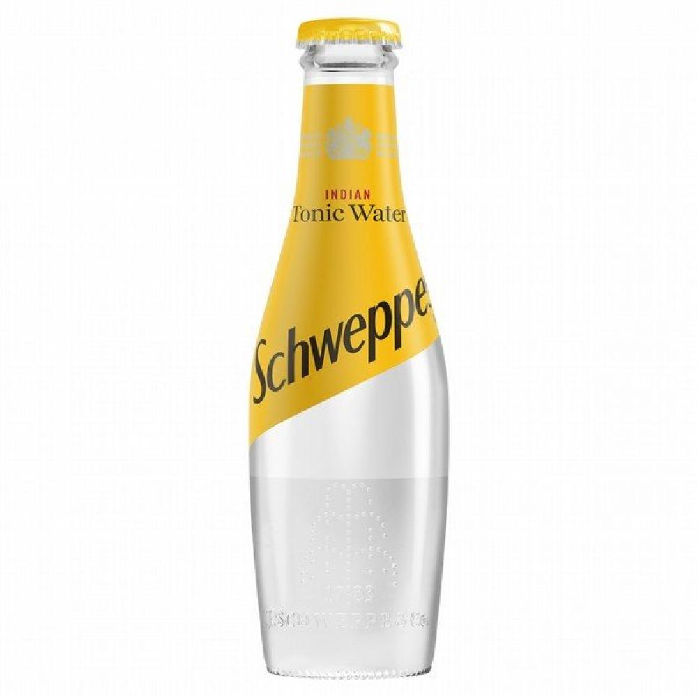 SALE  Schweppes Indian Tonic Water 200ml