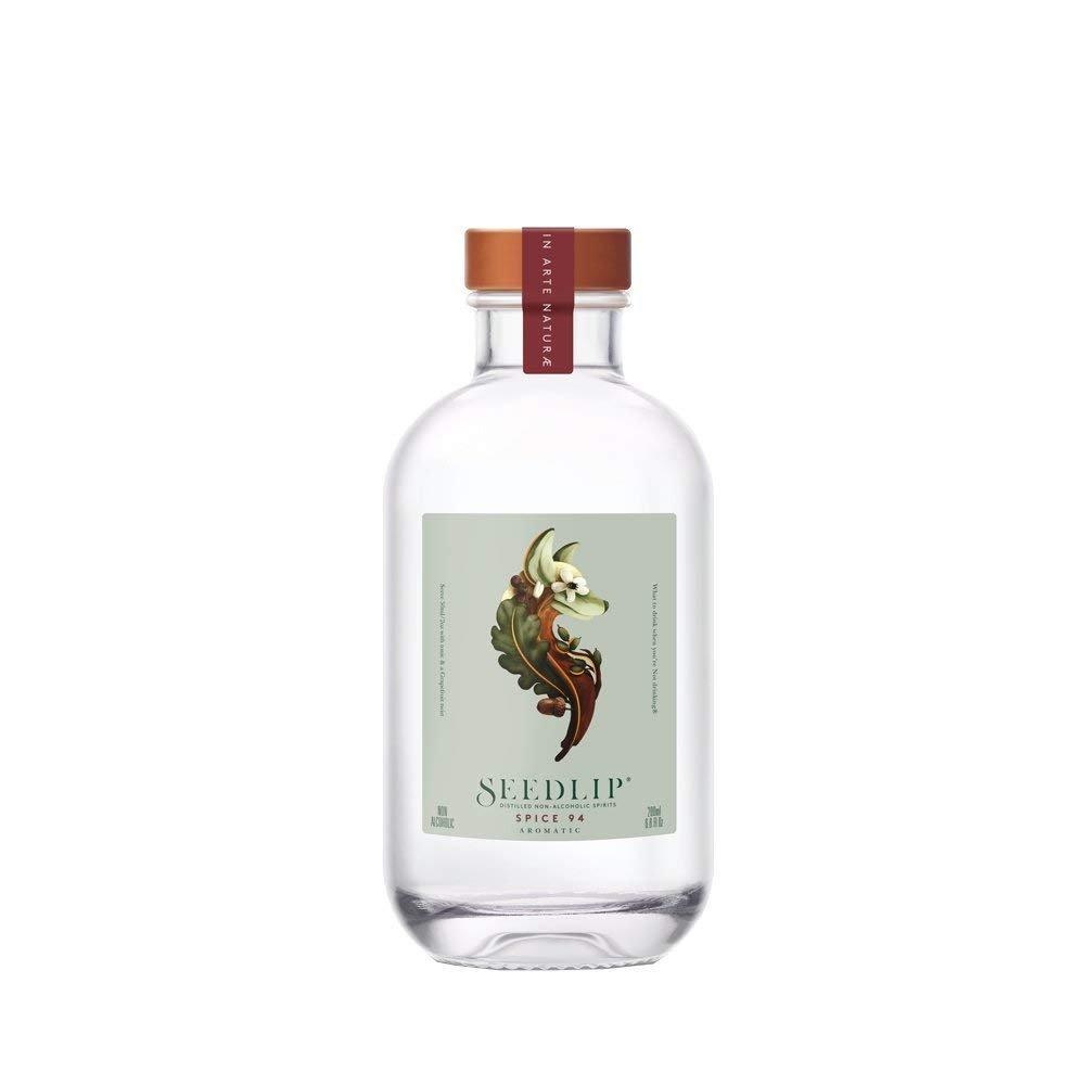 Seedlip Non-Alcoholic Spirits   Uncrate