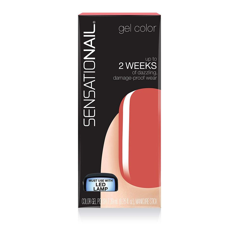 SENSATIONAIL Gel Polish Eternal Flame 7.39ml