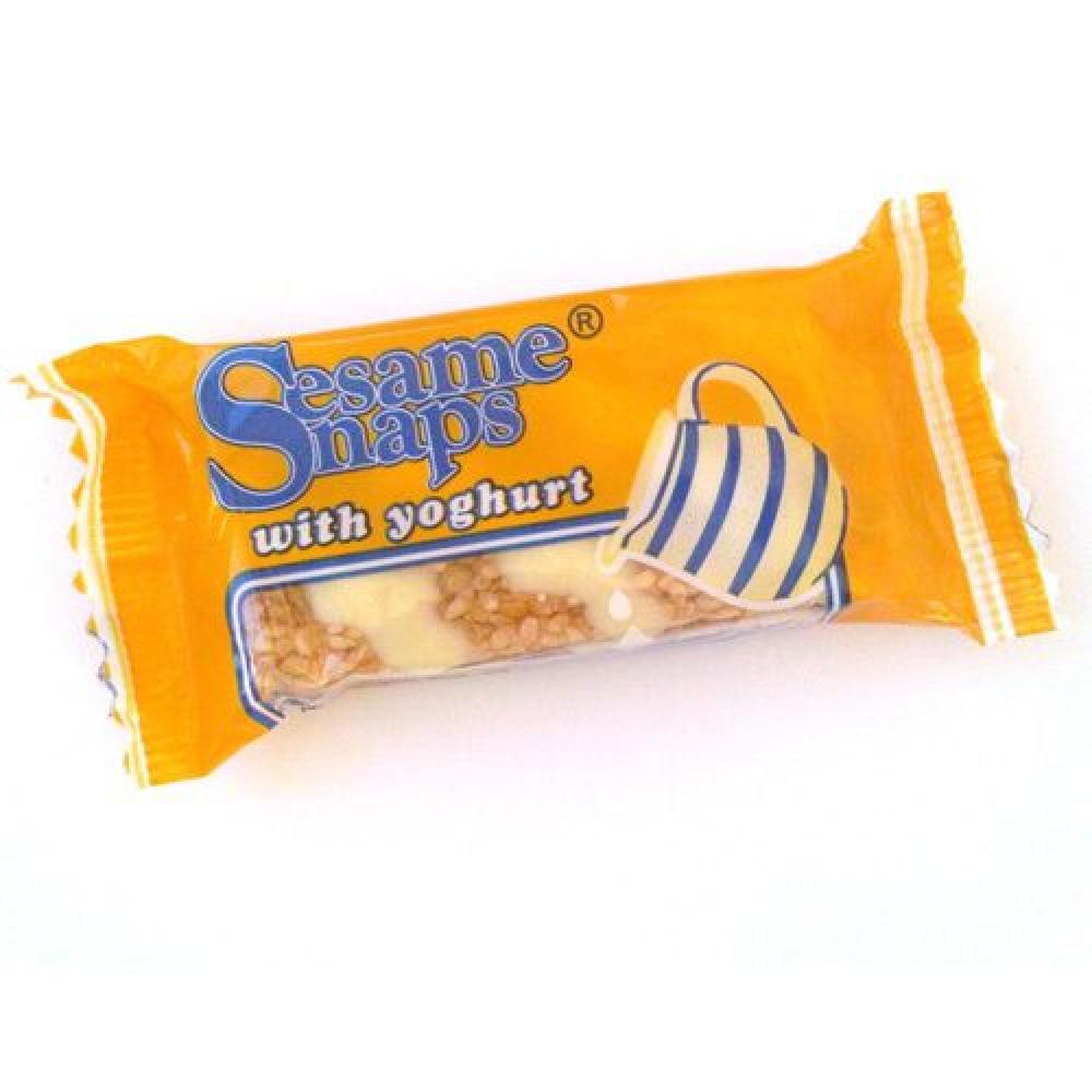 Sesame Snaps With Yoghurt 30g