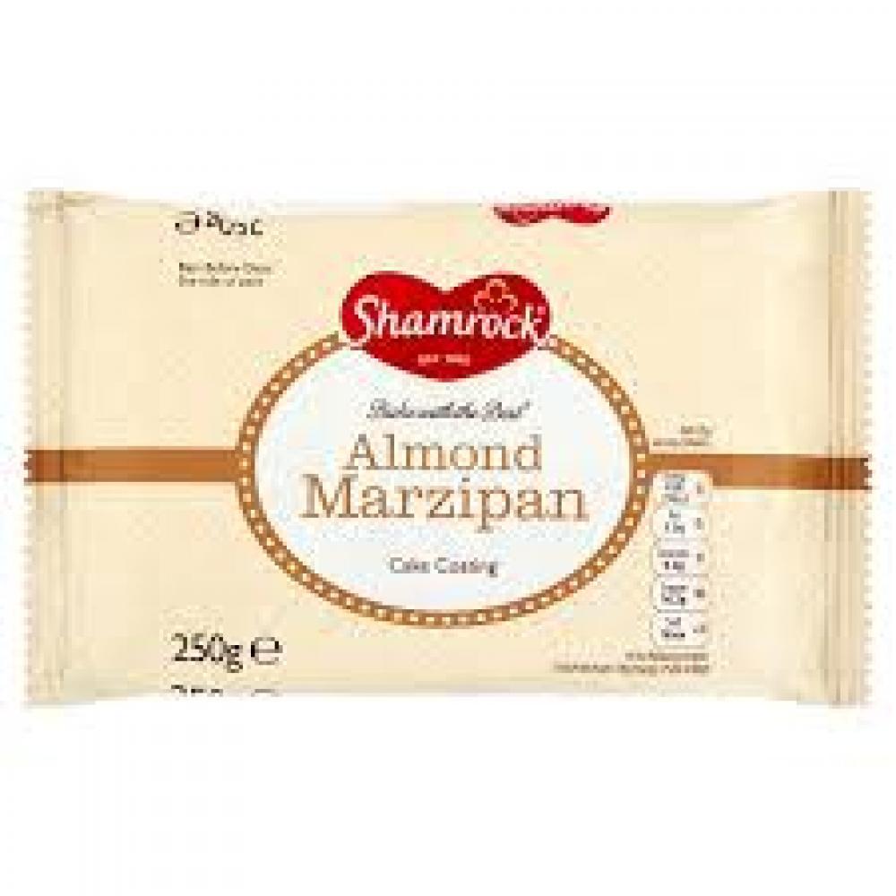 Shamrock Almond Marzipan 250g